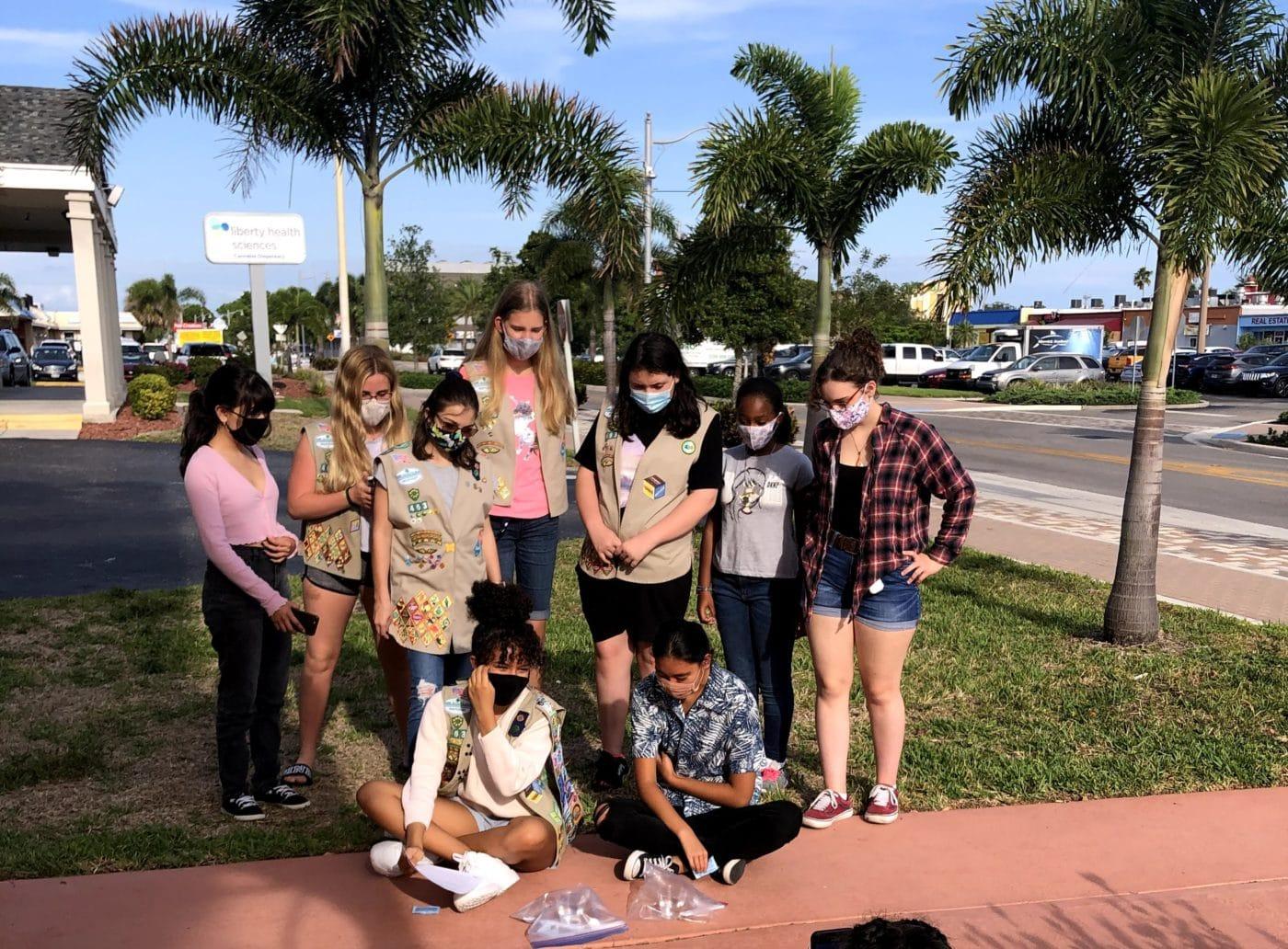 Girl Scouts of Gulfcoast Florida