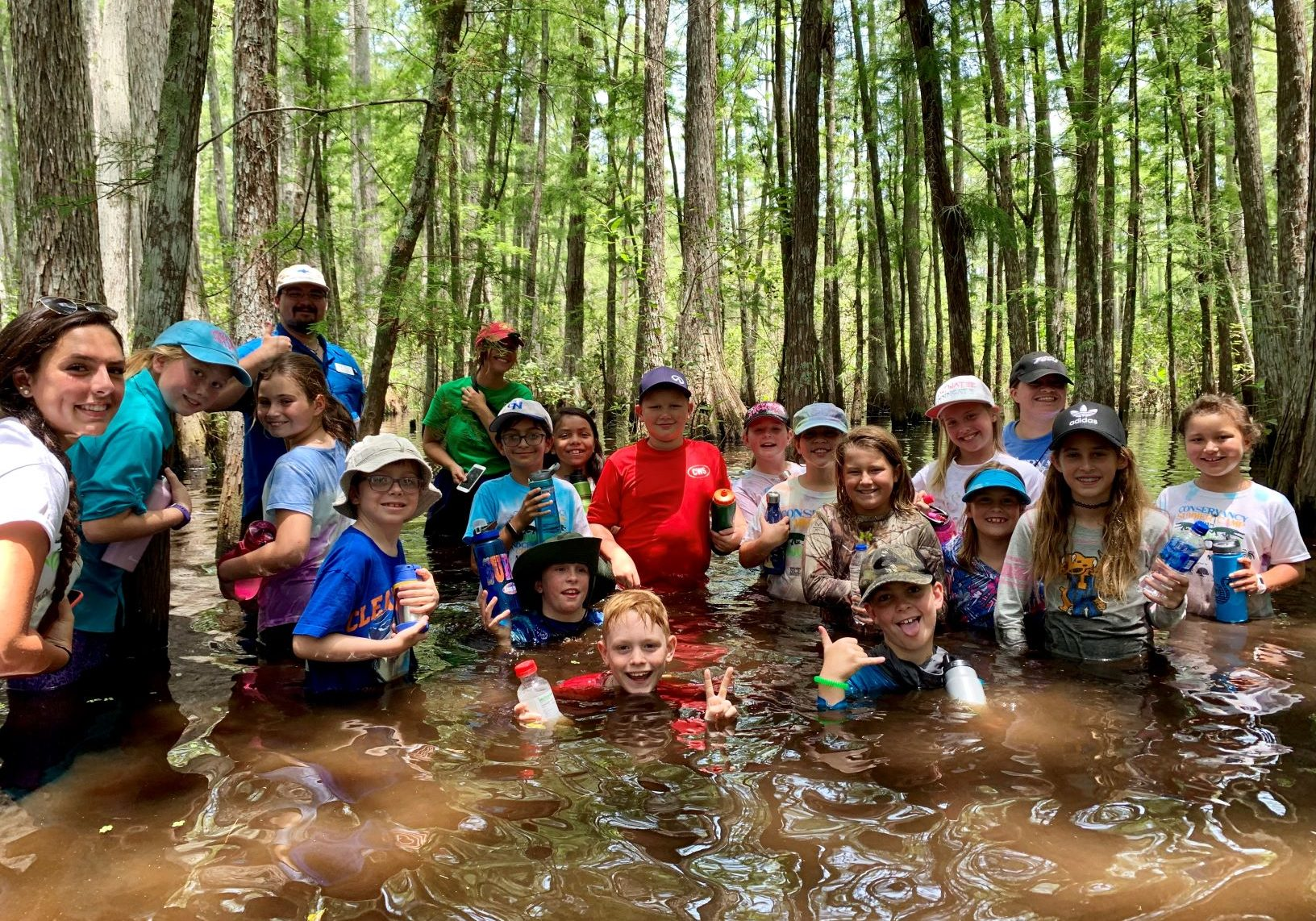 About Us History Summer Camp